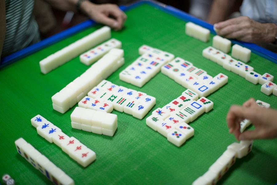 Mahjong - Wikipedia