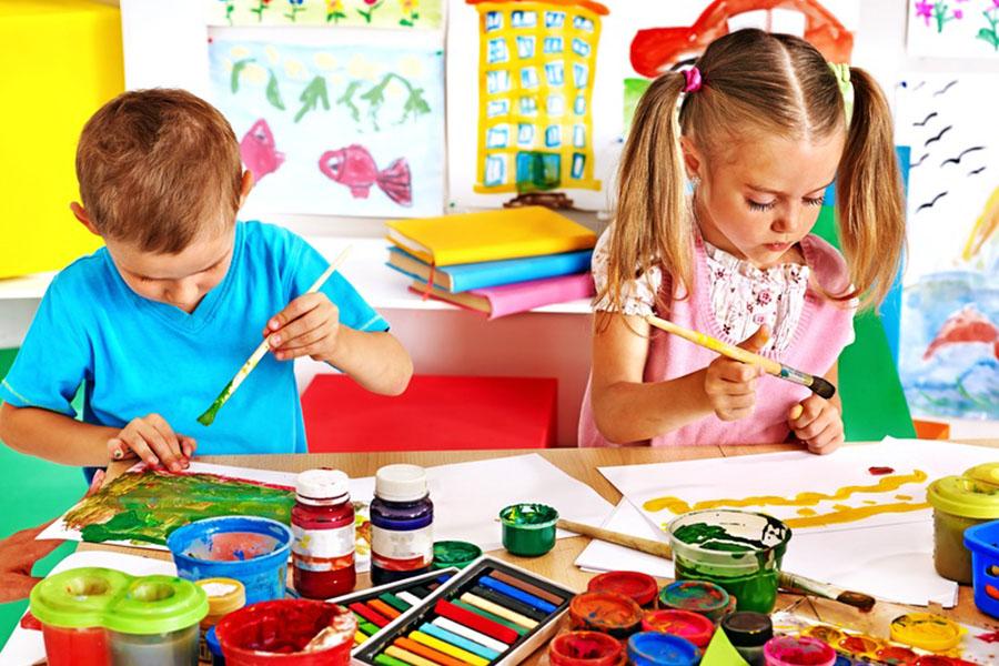 Childrens Art And Craft Workshop Club Fleurieu